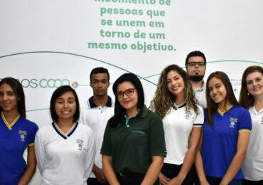 Jovens da Clasa participam de treinamento inédito na Coop